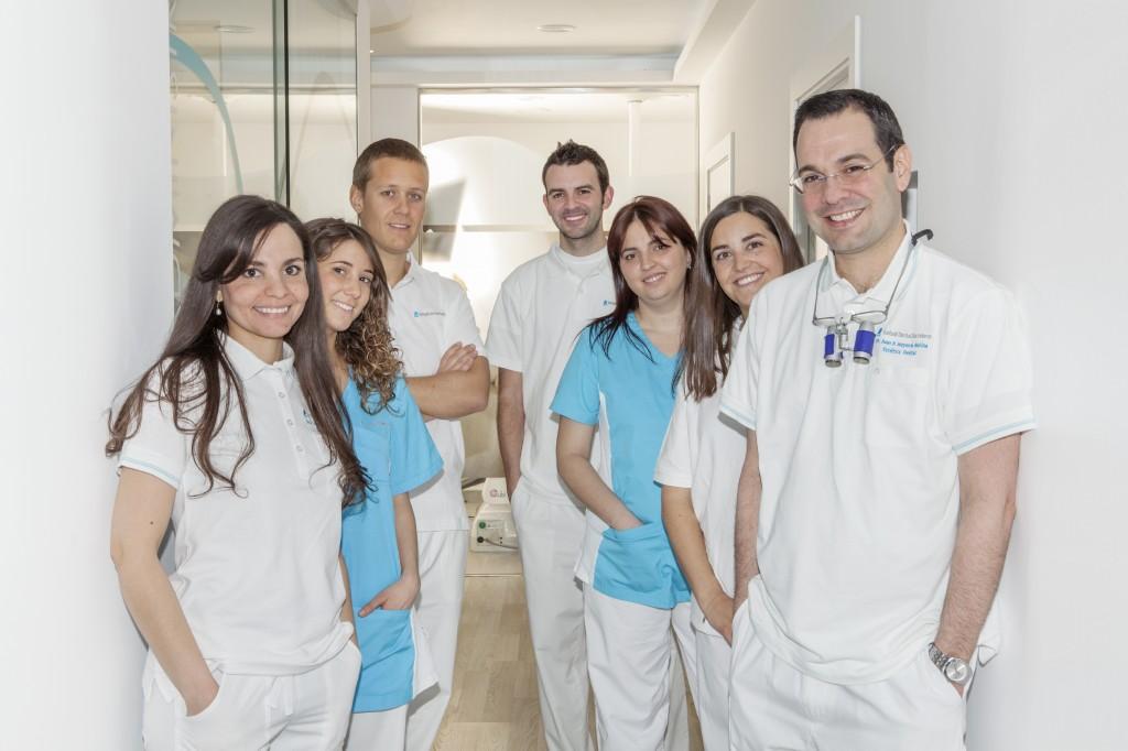 Equipo Estudi Dental Barcelona III