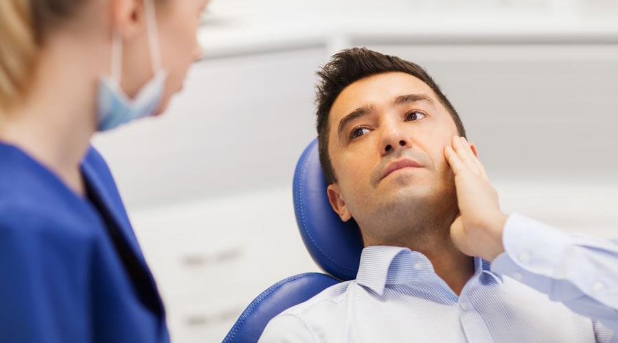 dolor en os dientes por sensibilidad dental
